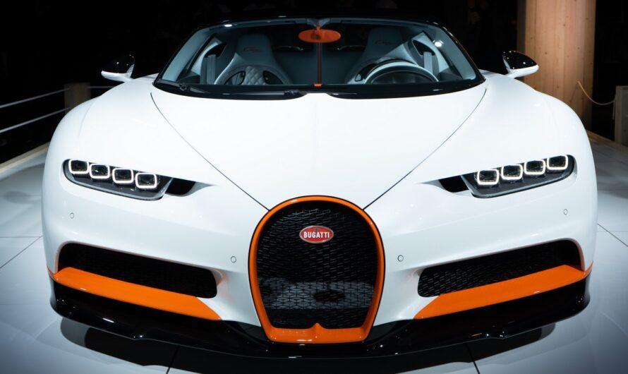 Nejrychlejší auta světa Vám doslova vyrazí dech